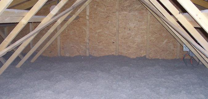 isolation des toits isolation article. Black Bedroom Furniture Sets. Home Design Ideas